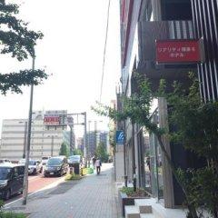 Reality Hakata 2 Hotel Хаката парковка