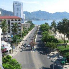 Quang Vinh 2 Hotel Нячанг приотельная территория фото 2
