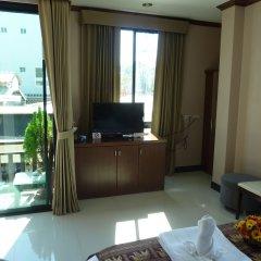 Отель Kata Beachwalk Таиланд, Карон-Бич - отзывы, цены и фото номеров - забронировать отель Kata Beachwalk онлайн комната для гостей фото 2