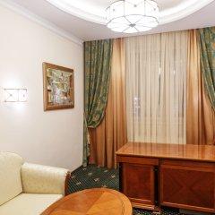 Гостиница МВДЦ Сибирь 4* Стандартный номер фото 11