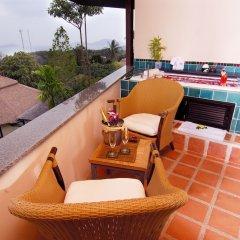 Отель Mangosteen Ayurveda & Wellness Resort балкон