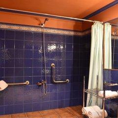 Отель Suite Aparthotel El Refugio de Aran Vielha ванная