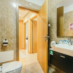 Отель Best Houses 24 - New & Stunning Apartment Португалия, Пениче - отзывы, цены и фото номеров - забронировать отель Best Houses 24 - New & Stunning Apartment онлайн ванная фото 2