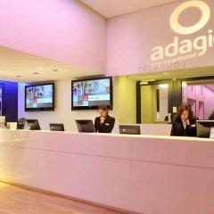 Отель Aparthotel Adagio Paris Centre Tour Eiffel интерьер отеля