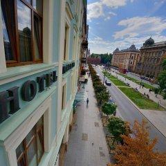 Отель MATEJKO Краков балкон