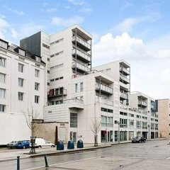 Апартаменты Gauk Apartments Sentrum 25 парковка