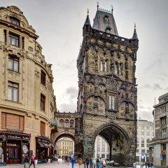 Отель 4 Arts Suites Чехия, Прага - отзывы, цены и фото номеров - забронировать отель 4 Arts Suites онлайн городской автобус