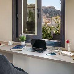 Отель Urban Nest - Suites & Apartments Греция, Афины - отзывы, цены и фото номеров - забронировать отель Urban Nest - Suites & Apartments онлайн интерьер отеля фото 2