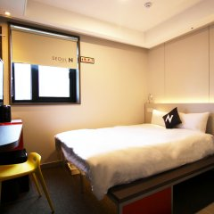 SEOUL N HOTEL Dongdaemun комната для гостей