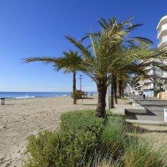 Отель Apartaments Costa d'Or Испания, Калафель - отзывы, цены и фото номеров - забронировать отель Apartaments Costa d'Or онлайн пляж фото 2
