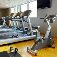 Отель Scandic Europa фитнесс-зал фото 4