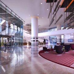Radisson Blu Hotel, Abu Dhabi Yas Island интерьер отеля