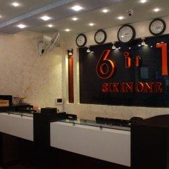 Отель Six In One Мальдивы, Северный атолл Мале - отзывы, цены и фото номеров - забронировать отель Six In One онлайн интерьер отеля