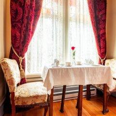 Отель Amethyst Inn at Regents Park Канада, Виктория - 1 отзыв об отеле, цены и фото номеров - забронировать отель Amethyst Inn at Regents Park онлайн в номере