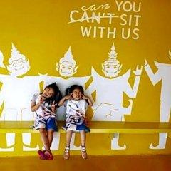 Yaks House Hostel Бангкок развлечения