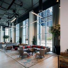 Отель Rove Trade Centre интерьер отеля фото 2