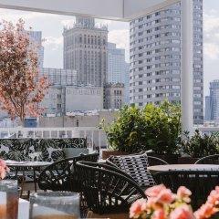 Отель PURO Warszawa Centrum Польша, Варшава - отзывы, цены и фото номеров - забронировать отель PURO Warszawa Centrum онлайн балкон