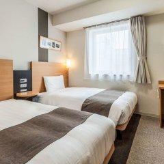 Comfort Hotel Tokyo Kanda комната для гостей