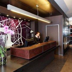 Отель Citiz Hotel Франция, Тулуза - отзывы, цены и фото номеров - забронировать отель Citiz Hotel онлайн интерьер отеля фото 2