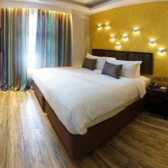 Отель Aspira D'Andora Sukhumvit 16 Бангкок комната для гостей фото 2