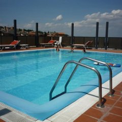 Hotel Montecarlo Кьянчиано Терме бассейн