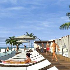 Отель The Reef 28 All Inclusive - Adults Only пляж