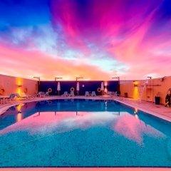 Nojoum Hotel Apartments бассейн