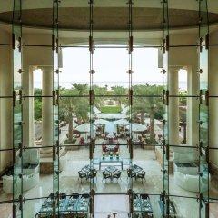 Отель St. Regis Saadiyat Island Абу-Даби фитнесс-зал фото 2