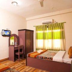 Отель Sauraha Boutique Resort Непал, Саураха - отзывы, цены и фото номеров - забронировать отель Sauraha Boutique Resort онлайн комната для гостей фото 5