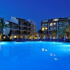 Barut B Suites Турция, Сиде - отзывы, цены и фото номеров - забронировать отель Barut B Suites онлайн бассейн фото 2