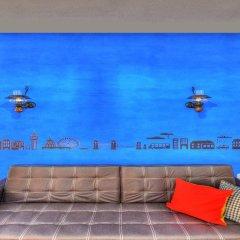 Отель Modern Home Мальта, Слима - отзывы, цены и фото номеров - забронировать отель Modern Home онлайн балкон