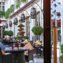 Buddha-Bar Hotel Paris бассейн