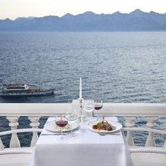 La Boutique Hotel Antalya-Adults Only Турция, Анталья - 10 отзывов об отеле, цены и фото номеров - забронировать отель La Boutique Hotel Antalya-Adults Only онлайн питание фото 2