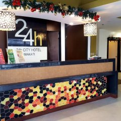 Отель OYO 106 24H City Hotel Филиппины, Макати - отзывы, цены и фото номеров - забронировать отель OYO 106 24H City Hotel онлайн фото 6