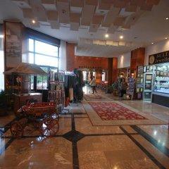 Отель Otel Mustafa Ургуп интерьер отеля