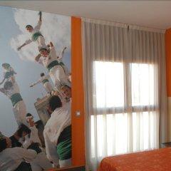 Отель Sercotel Pere III el Gran Испания, Вильяфранка-дель-Пенедес - отзывы, цены и фото номеров - забронировать отель Sercotel Pere III el Gran онлайн комната для гостей фото 2