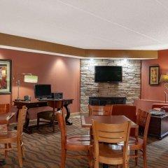Americinn Hotel & Suites Bloomington West Блумингтон интерьер отеля