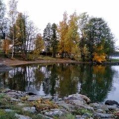 Отель Capitano Финляндия, Лахти - отзывы, цены и фото номеров - забронировать отель Capitano онлайн приотельная территория фото 2