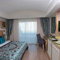 Crystal Waterworld Resort & Spa Турция, Богазкент - 2 отзыва об отеле, цены и фото номеров - забронировать отель Crystal Waterworld Resort & Spa онлайн удобства в номере фото 2