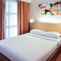 Отель Citadines Sukhumvit 16 Bangkok Таиланд, Бангкок - 1 отзыв об отеле, цены и фото номеров - забронировать отель Citadines Sukhumvit 16 Bangkok онлайн комната для гостей фото 5