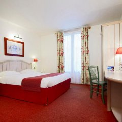 Отель Campanile Val de France 3* Стандартный номер с различными типами кроватей