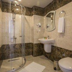 Отель Big Blue Suite Аланья ванная