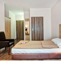 Отель Villa Vrest Гданьск комната для гостей фото 2