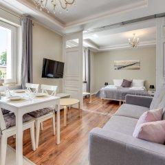 Апартаменты Lion Apartments -Costa Brava Studio Сопот комната для гостей фото 3