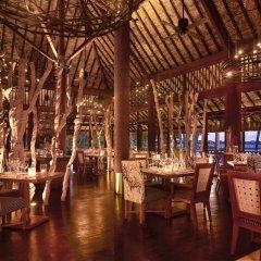 Отель Four Seasons Resort Bora Bora Французская Полинезия, Бора-Бора - отзывы, цены и фото номеров - забронировать отель Four Seasons Resort Bora Bora онлайн питание фото 3