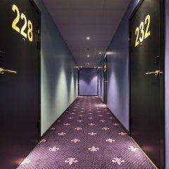 Thon Hotel Rosenkrantz Берген интерьер отеля