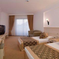Grand Seker Hotel Турция, Сиде - 1 отзыв об отеле, цены и фото номеров - забронировать отель Grand Seker Hotel - All Inclusive онлайн фото 5