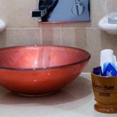 Отель Camino Maya Копан-Руинас ванная