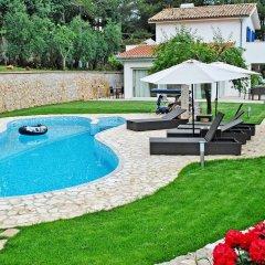 Отель Le Cigale Итри бассейн фото 2