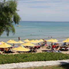 Отель Mitsis Rinela Beach Resort & Spa - All Inclusive пляж